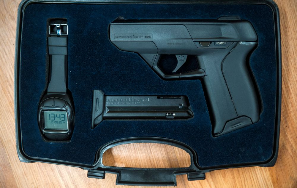 Democrats Demand Smart Guns with Biometrics Check