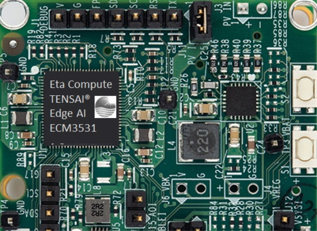 ETA Compute Launches Ultra Low-Power Machine Learning Program