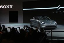 Sony Introduces Electric Self-Driving Car to Develop Sensing Tech