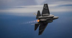 F-35 Sensors Are Helping in Air Breathing