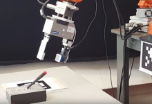 Researchers Build Robotic Arms Combining Low Cost Tactile Sensor with Machine Learning